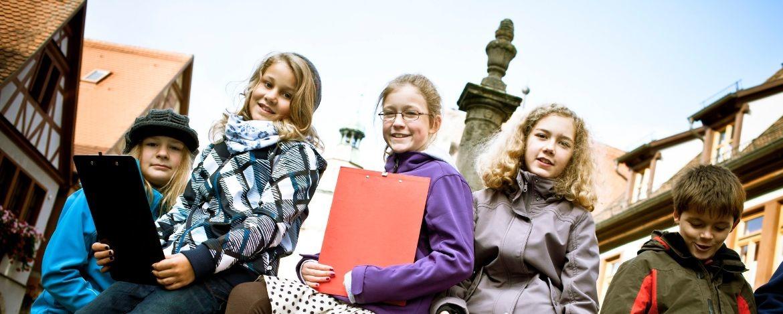 Klassenfahrt mit Besuch im Wildtierpark