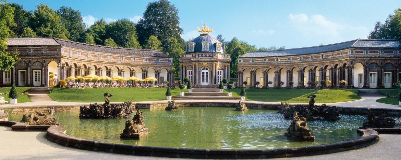 Neues Schloss Eremitage, Bayreuth