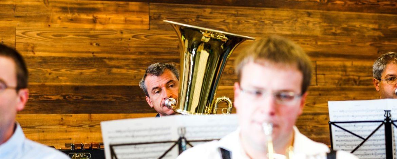 Musizieren in der Jugendherberge