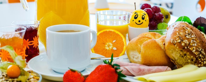 Gesunde, ausgewogene Ernährung