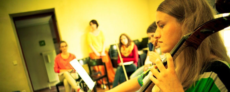 Musikwochenende für Chöre und Orchester