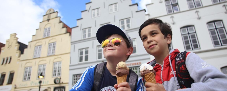 Stadtbesichtigung Friedrichstadt