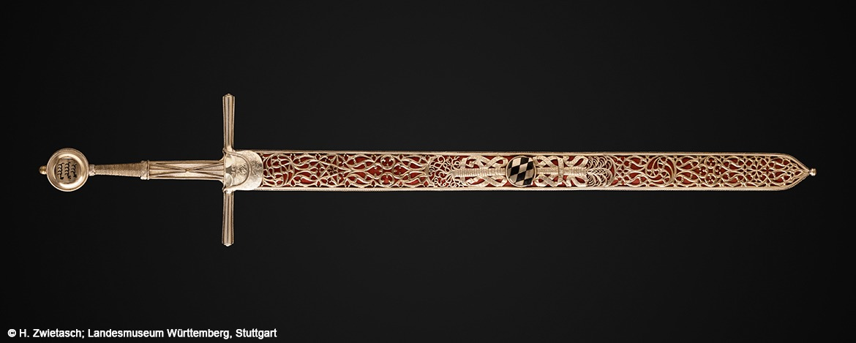 Faszination Schwert - Herzogschwert