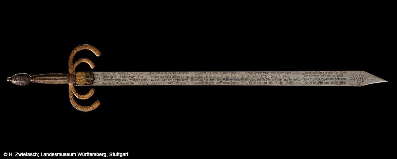 Faszination Schwert - Prunkschwert