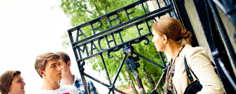 Klassenfahrten Dachau im Max Mannheimer Haus
