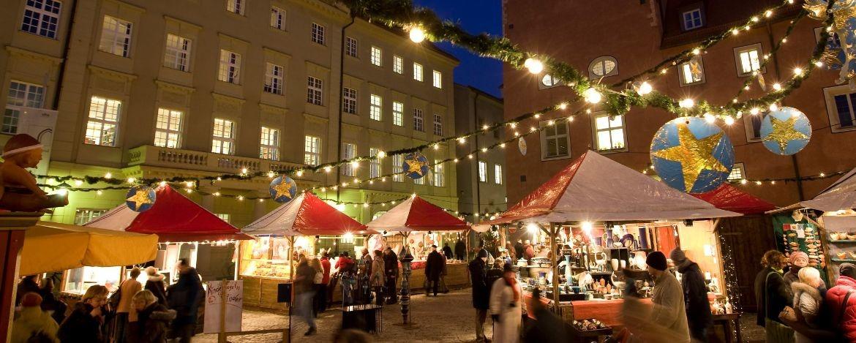 Adventszeit in Regensburg