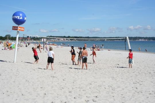 Klassenfahrt Scharbeutz-Strandallee