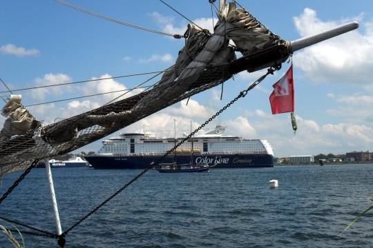 Klassenfahrt Kiel