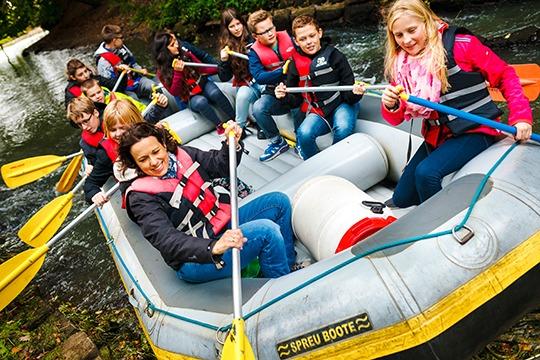 Erlebnis Alfsee - Wasser und Sport