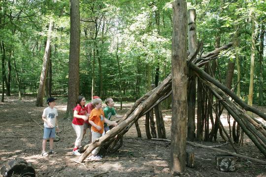Klassenfahrt Mönchengladbach-Hardter Wald