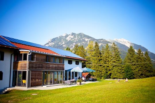 Klassenfahrt Mittenwald