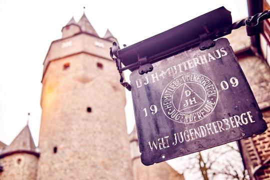 Klassenfahrt Altena, Burg