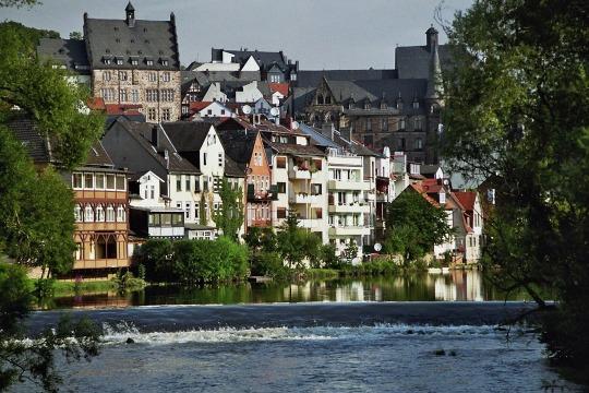 Klassenfahrt Marburg