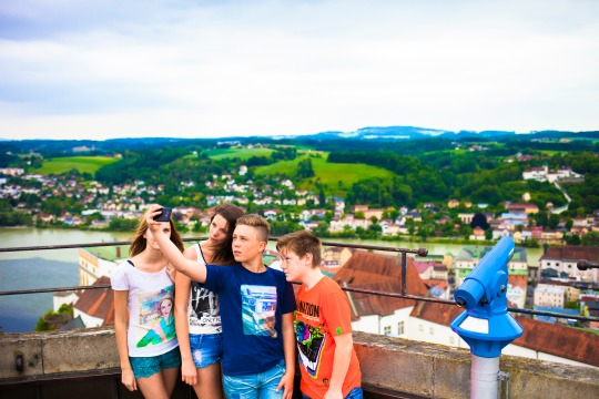 Klassenfahrt Passau