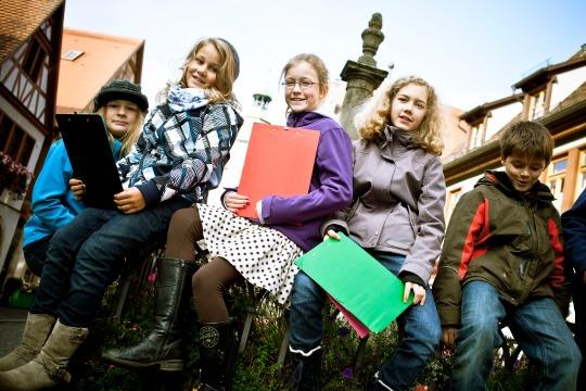 Klassenfahrt Rothenburg ob der Tauber