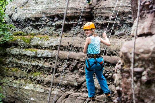 Klettern4you: Felsenklettern