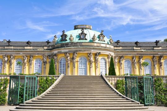 Klassenfahrt Potsdam