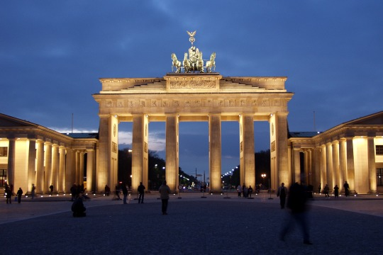 Potsdam meets Berlin