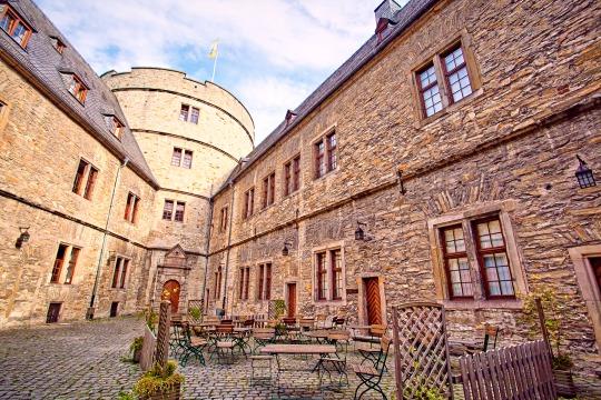 Klassenfahrt Wewelsburg