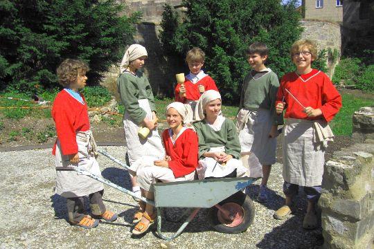 Klassenfahrt Naumburg