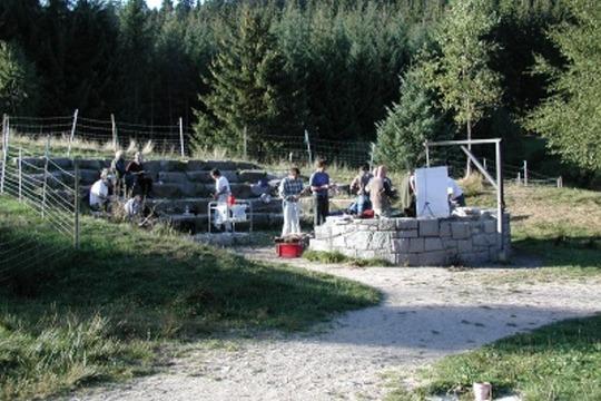 Klassenfahrt Forbach-Herrenwies