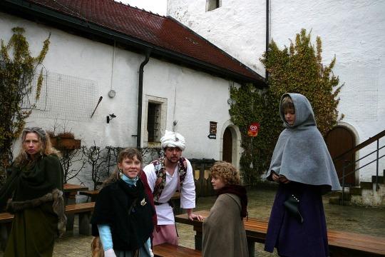 Klassenfahrt Leibertingen-Wildenstein