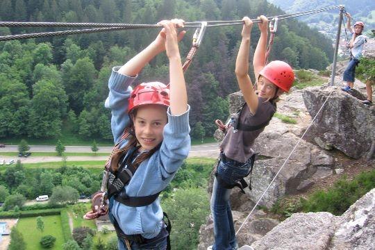 Spaß, Action und Abenteuer