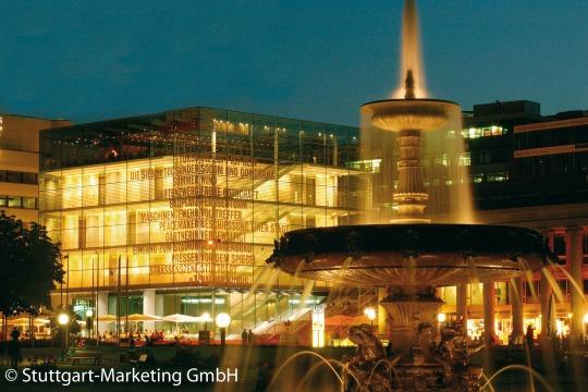 Klassenfahrt Stuttgart International
