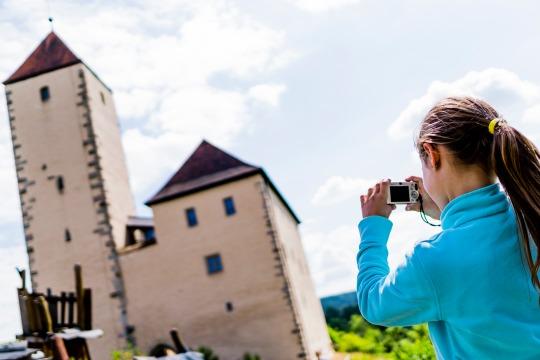 Klassenfahrt Burg Trausnitz