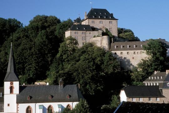 Rätsel Burg Blankenheim (3 Tage)