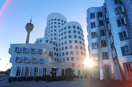 Klassenfahrt Düsseldorf