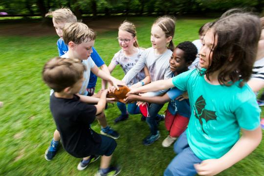Klassen-Outdoor-Training (3 Tage)
