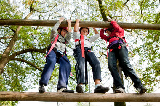Klassen-Outdoor-Training (5 Tage)