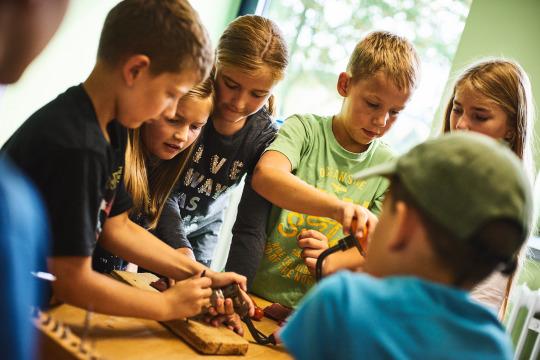 Abenteuer-Lern-Camp