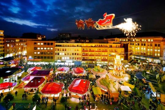 Bochumer Weihnachtsmarkt erleben