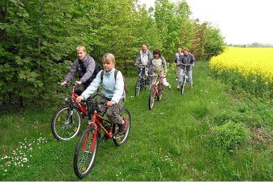 Radreisen in Deutschland: Jetzt Bett&Bike Jugendherberg