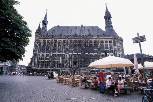 Familienurlaub Aachen