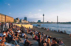 Kurzurlaub Düsseldorf