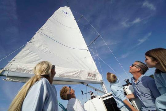 Aktivreise: Segel-Ferien