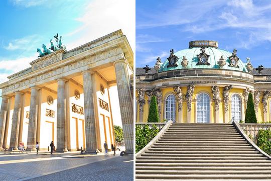 Berlin und Potsdam City Package