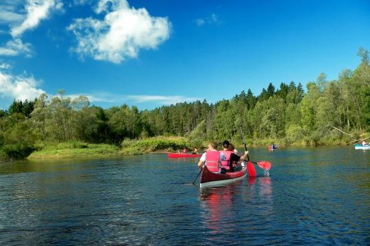 Seenland-Aktiv-Wochenende