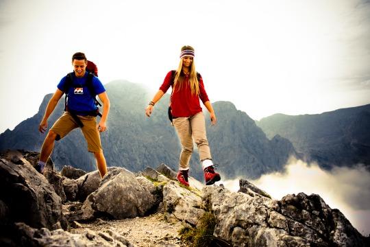 Berge erleben - plus Hüttenzauber 2