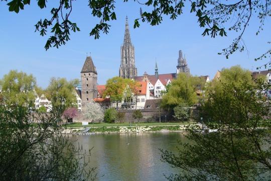 Kurzurlaub Ulm