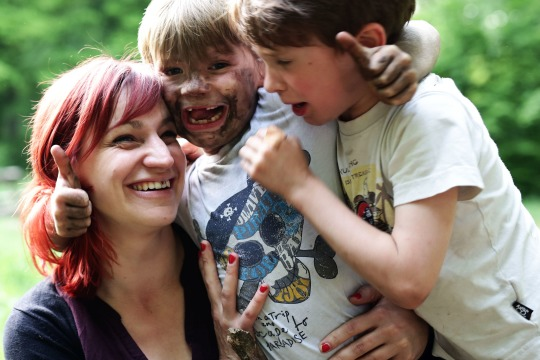 Familienurlaub Prebelow mit Zeltplatz