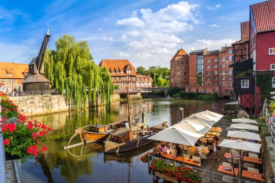 Familienurlaub Lüneburg