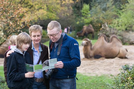 KölnTierisch mit Besuch Kölner Zoo