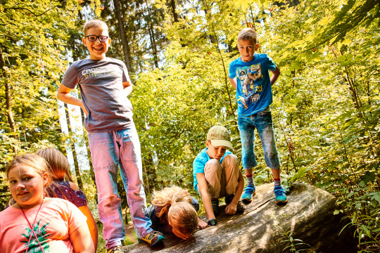 Abenteuerferien - for kids only!