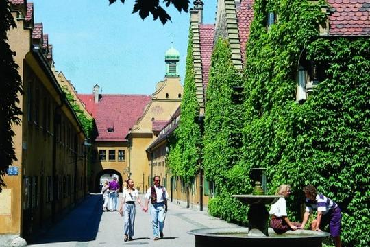 Kurzurlaub Augsburg