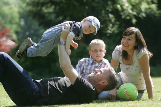 Familienurlaub Breisach