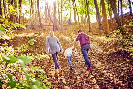 Walderlebniswoche für Familien